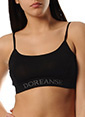 Doreanse Bra-Sporcu Sütyeni Siyah